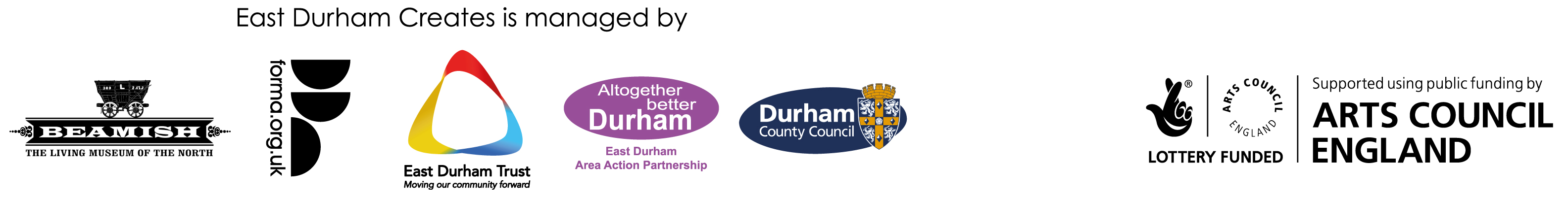 East Durham Partner Logo