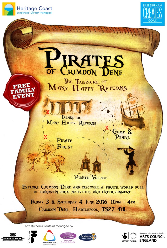 Pirates of Crimdon Dene