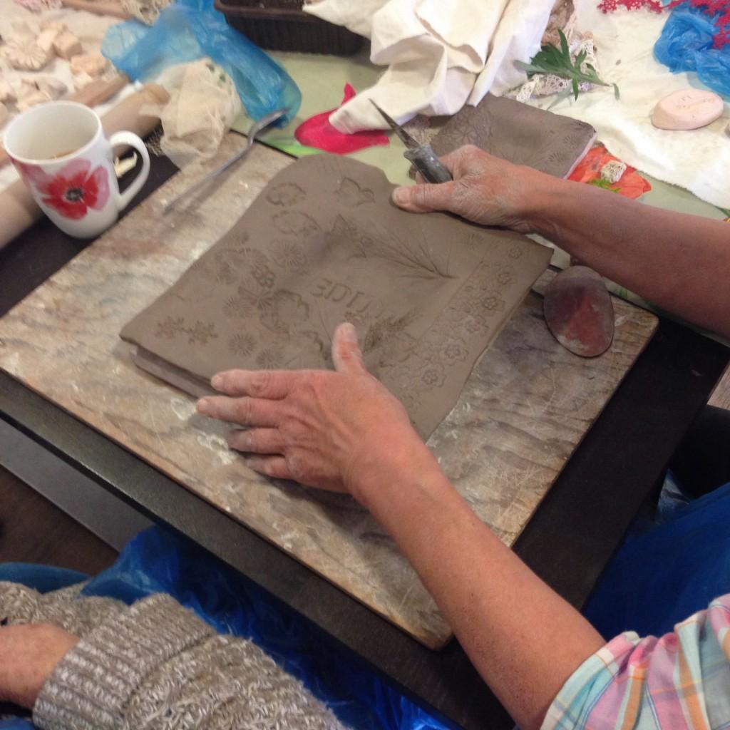 Making Time: Ceramics, Minerva House Horden June/ July 2018