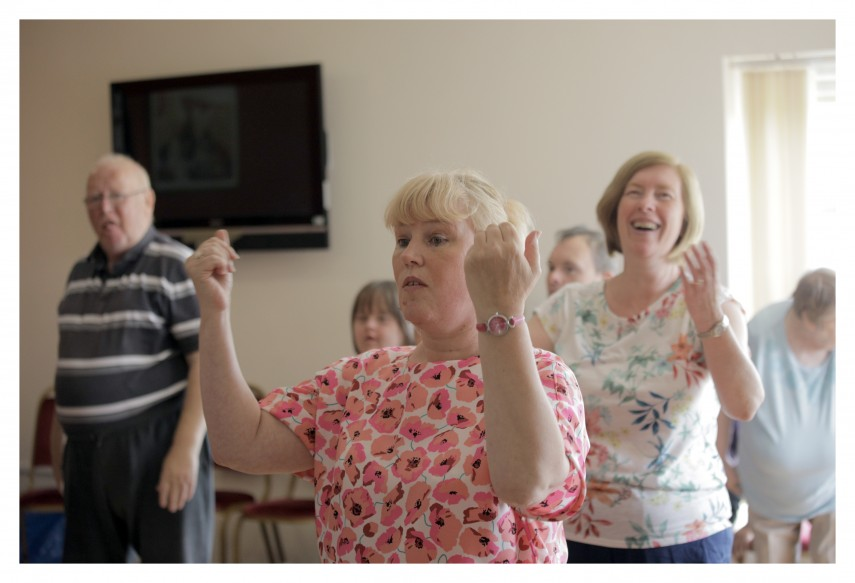 Making Time: Dance , Haswell Mecap June/ July 2018