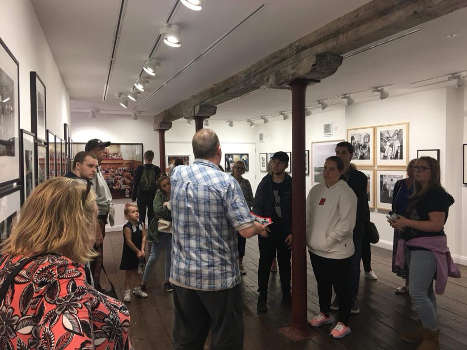 Go & See: Side Gallery August 2018