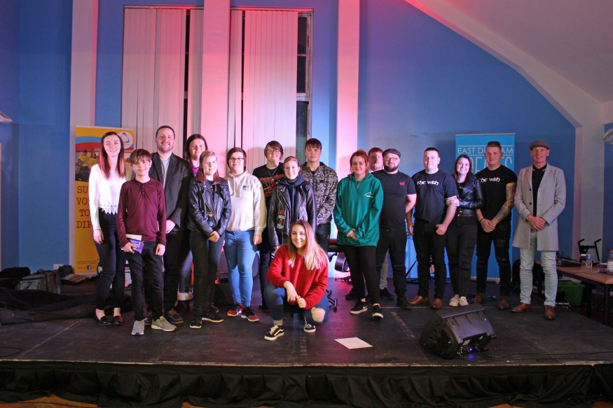 Photo 1 - Barry Hyde & Support Acts with Young People